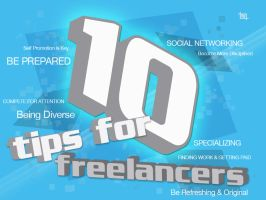 10 Tips For Freelancers by OutlawRave