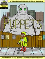 Puppets: A Graphic Novel by Gargantuan-Media