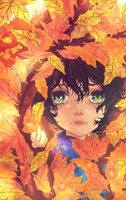 Vivid Autumn by Marghy-Art