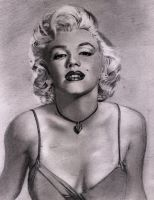 Marilyn Monroe by romseskype