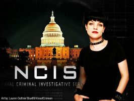 NCIS Pauley Perrette. by KissofCrimson