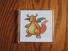 #149 Dragonite by luna-notte