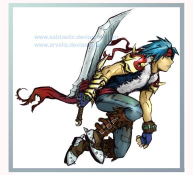 Makai Colored by arvalis