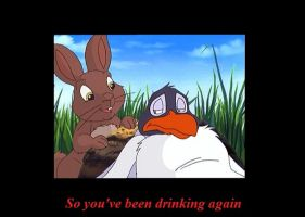 Funny Watership Down 11 by CrispinVCampion