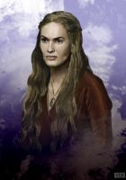 Cersei Lannister by Paganflow