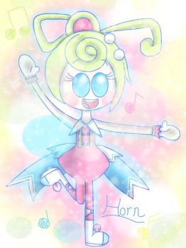 Planetary Parade Princess [Pop'n Music] by the01angel