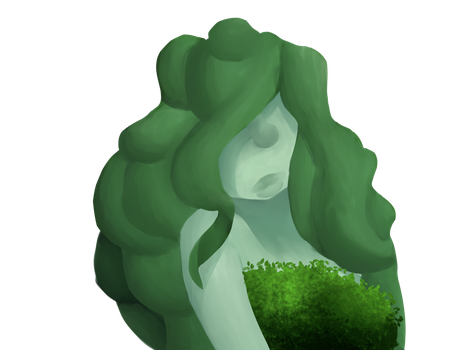 Mother Nature Lineless by TheFanta-syLife