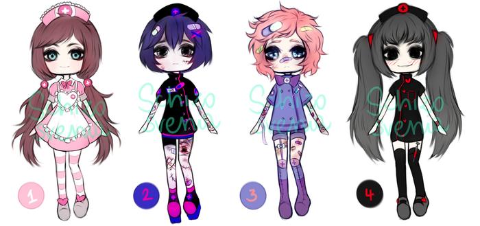 [CLOSED] MENHERA ADOPTS by schizosvenia