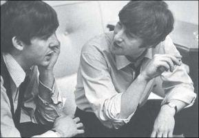 John and Paul by laurencapone124