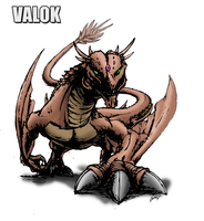 Valok for ~rweverett99 (Finished) by kaijugroupie84