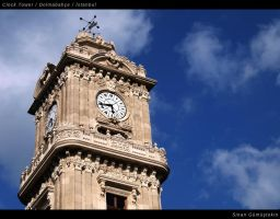 Clock Tower by gumust