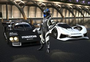 Mazda Past racing and Future Racing by NightmareRacer85