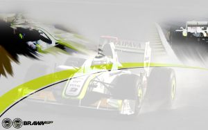 Brawn GP World Champions No. 2 by FordGT