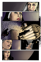 Destiny page 4 tryout color by NimeshMorarji