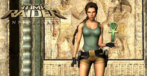 Tomb Raider Anniversary Wallpaper by xDLGx