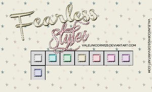 Fearless Styles by ValeUnicorn123