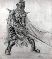 Paladin from Saladin Army by elitecheetah