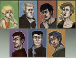 Cast from the past v2.0 by cut-box