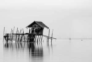 sea house I by chetanr