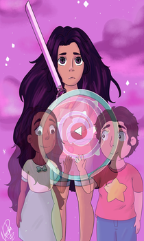 Stevonnie by Viridiana-Perez