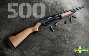 Mossberg 500 Wallpaper by dhrandy