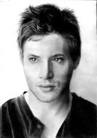 Jensen Ackles Finished by Turtleraces