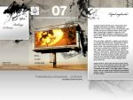 website layout 31 by tehacesequence