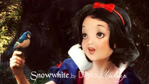 Untooning - Snowwhite in my real world by Manidiforbice
