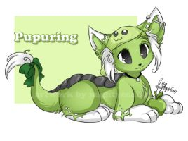pupuring by mr-tiaa
