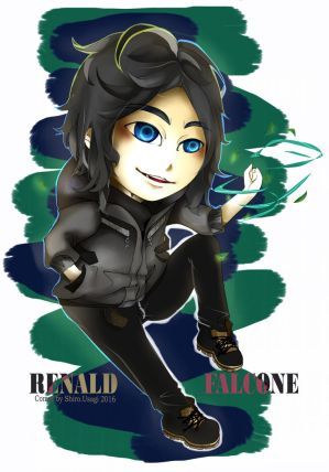 Comm_001_Renald _Falcone by H1m3-Ch4n