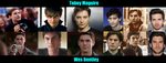 Tobey Maguire and Wes Bentley - Long Lost Twins by ScoutSneerplz