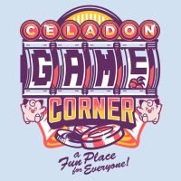 Celadon Game Corner by shoden23