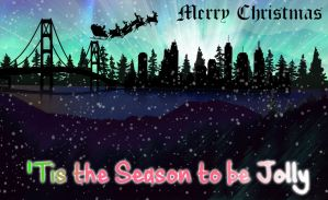 Contest Entry: Holiday Greeting Card v.2 by Gaming-Master