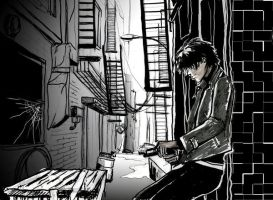 Dark street reload by Tacto