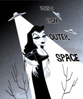 Plan 9 From Outer Space by juanbauty