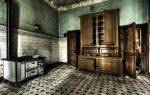 Castle Kitchen by stengchen