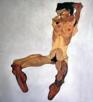 Egon Schiele by TheMinx