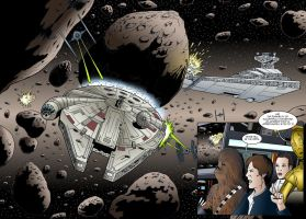 Never Tell me the Odds by MikeMcelwee