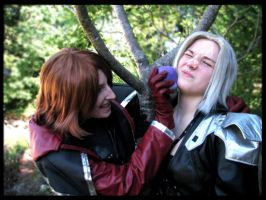 Force Feeding... by Vega-Sailor-Cosplay