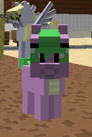Spike Mine Little Pony Skin by Perry--Agent