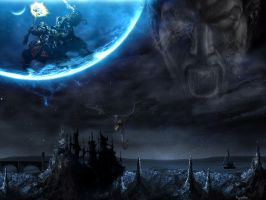 Wallpaper World of Warcraft by aeli9