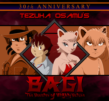 Bagi 30th Anniversary Tribute by WhiteLionWarrior