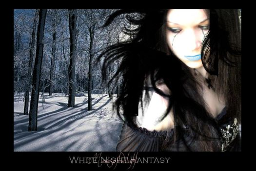 White Night Fantasy by meresoftwilight