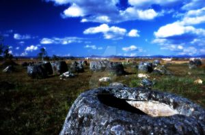 The plain of jars by gatonegro2551