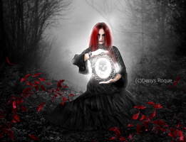 Lady Mortician by DenysRoqueDesign