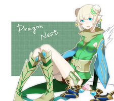 Dragon Nest by ToutsukiAmehi