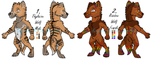 Chibi Anthro Adopts ~Offer To Adopt~ ~OPEN~ by Keyoto-TheFox