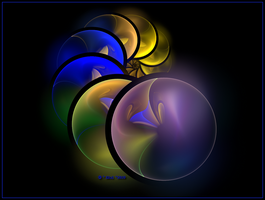 Spirale et Ballons.... by MeLinFrance