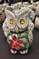 Stone Owl by funygirl38