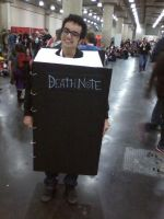 NYCC 2012 Death Note by saigma